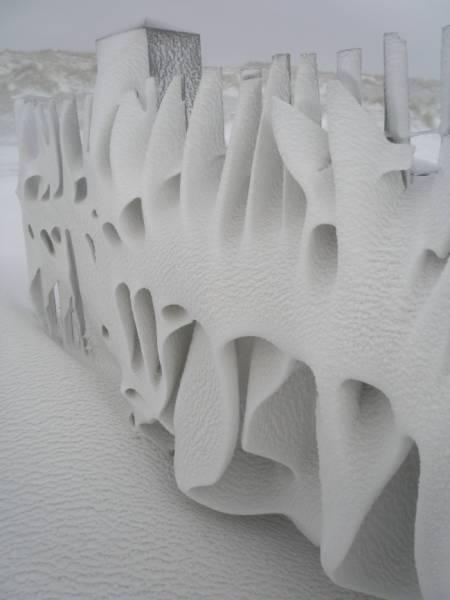 Чудные зимние фотографии (30 фото)