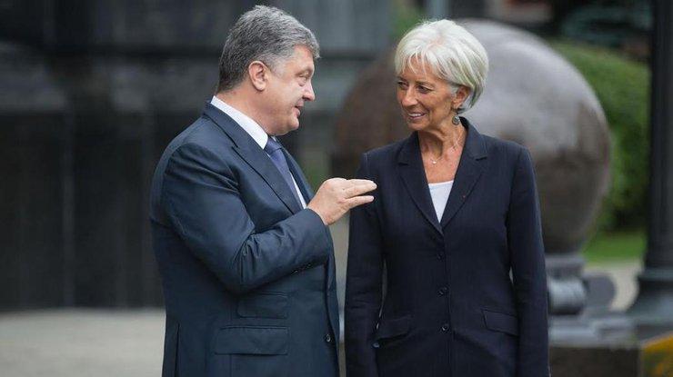 МВФ выделил Украине еще $1 млрд в рамках программы помощи