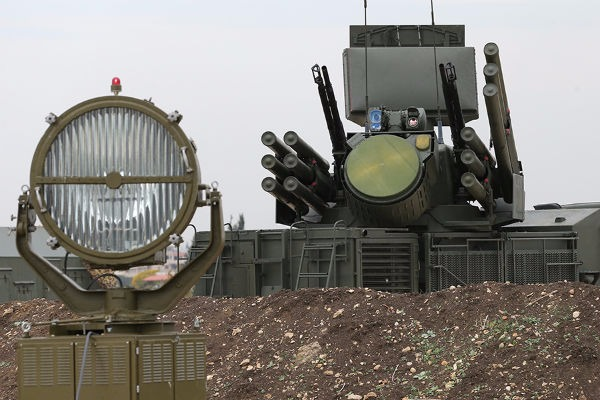 Россия поможет Сирии в восстановление систем ПВО