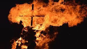 Украина: захват Свято-Успенского храма салоедами в вышиванках