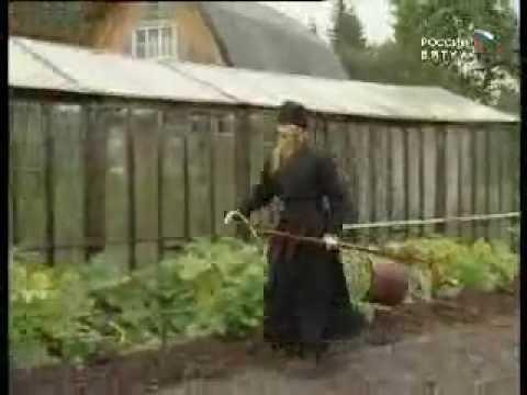 Чудо-лопата - изобретение отца Геннадия
