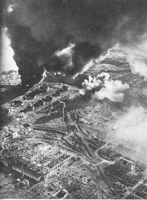 День разгрома советскими войсками немецко-фашистских войск в Сталинградской битве