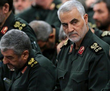 Убийство генерала предупреждение всем. США показывают кто в мире хозяин.