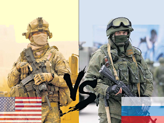 США нападут на Россию в 2017 году?