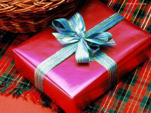 Народные приметы про подарки