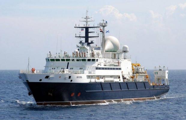 Американские СМИ бьют тревогу: российский «Янтарь» перерезал подводные кабели