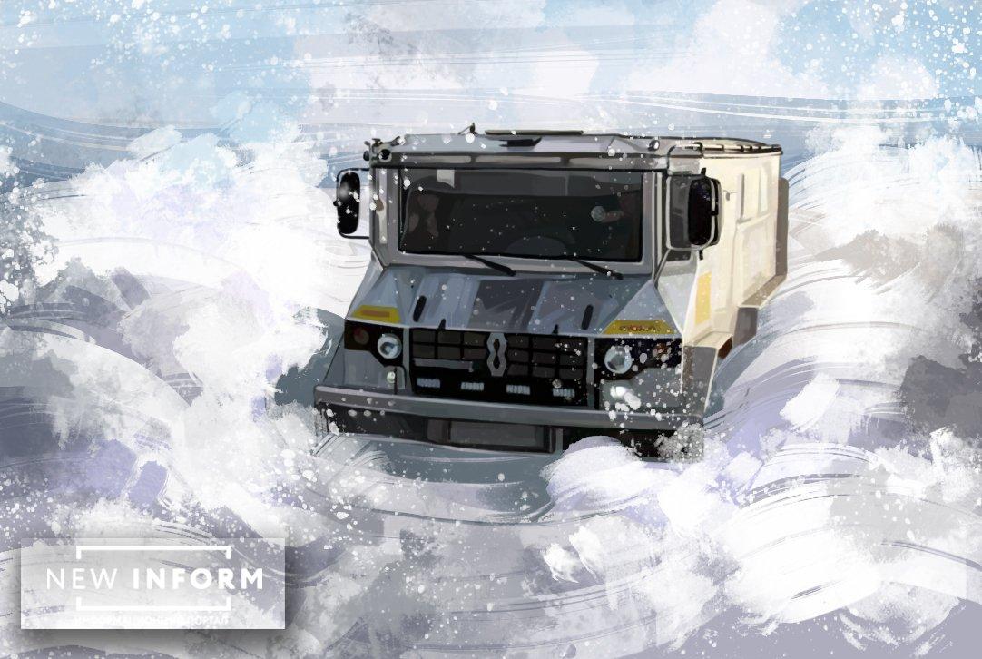 Возвращение советского шнекохода: новый снегоболтоход ЗВМ-2901 идет в серию
