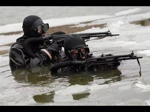 В Росгвардии проходят испытания «плавающие» бронежилеты