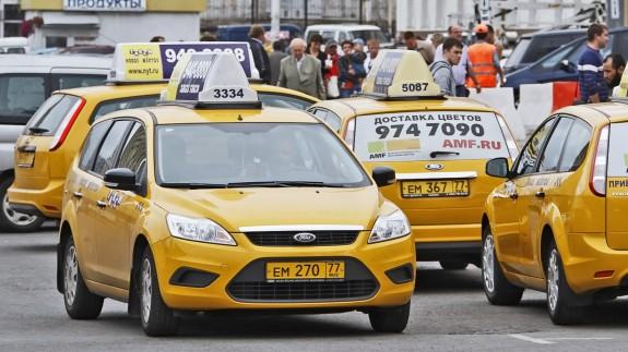 Такси в Москве окончательно «пожелтеют» к июлю 2018 года