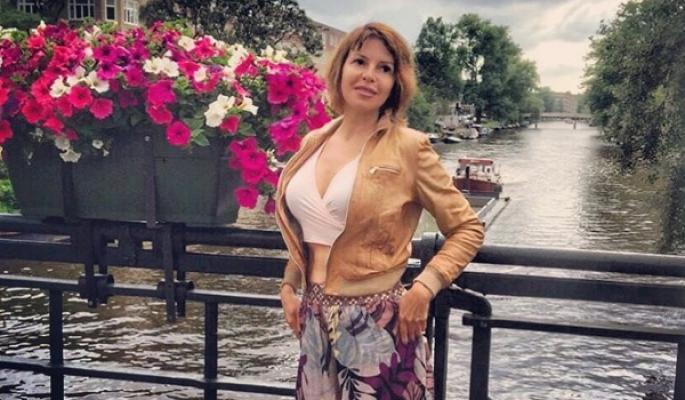 Певица Наталья Штурм разбила…