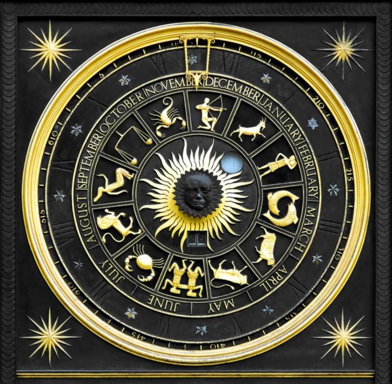 Шуточный гороскоп, о том как разные знаки рисуют каляки-маляки ;)