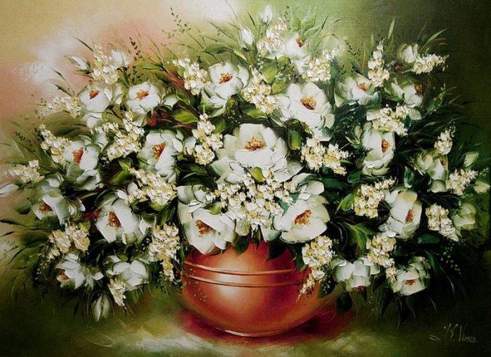 художник Екатерина Сенив картины – 28