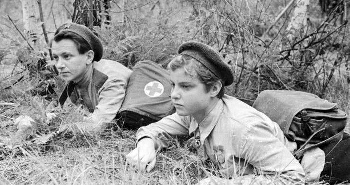 Минобороны опубликовало редкие архивные фотографии Великой Отечественной войны