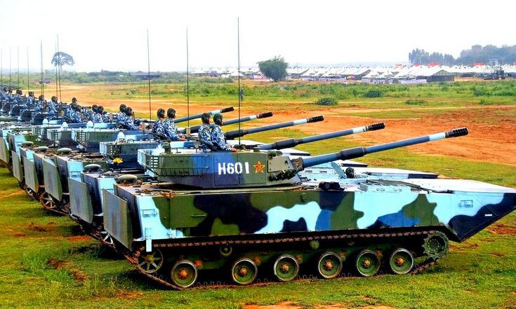 150-тысячная китайская армия выдвинулась к границам КНДР