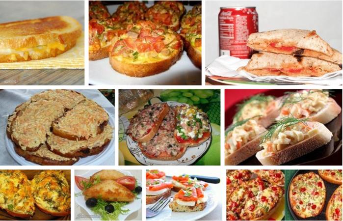 Для любителей бутербродов