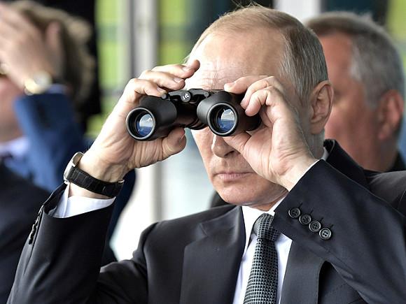 Наследник Путина