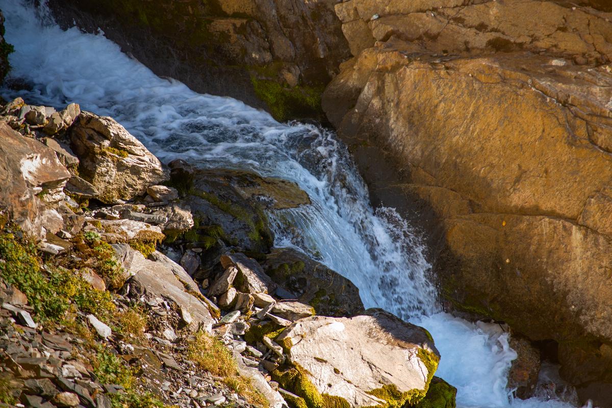 Осень в горах: маршрут к Чучхурскому водопаду