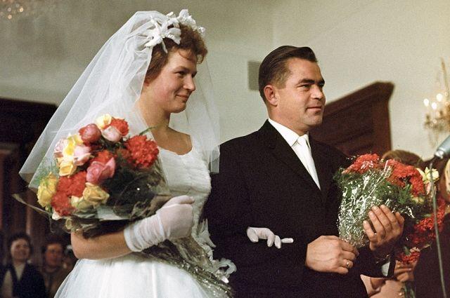 Брак мирового значения. «Космическая» свадьба Терешковой и Николаева