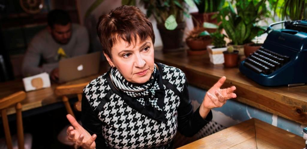 Украинская писательница: Все российские книги пишут в ФСБ