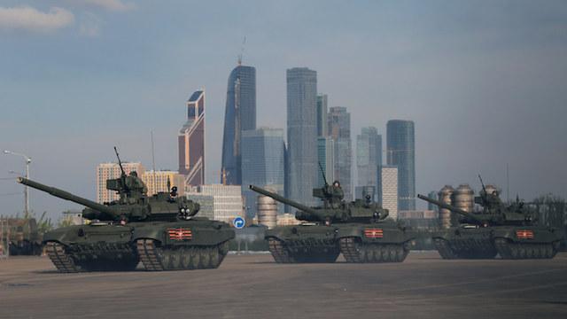 Gazeta Wyborcza: Чтобы попасть в Польшу, русским танкам теперь нужна виза