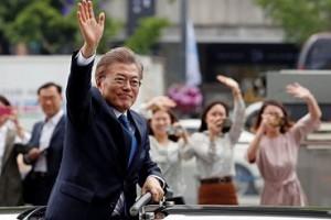 К политическому портрету нового президента Республики Корея Мун Чже Ина