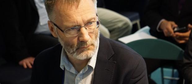 Сергей Михеев объяснил хамское поведение Макрона на встрече с Путиным