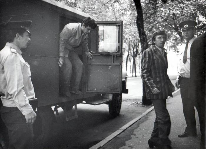 Медвытрезвители в СССР