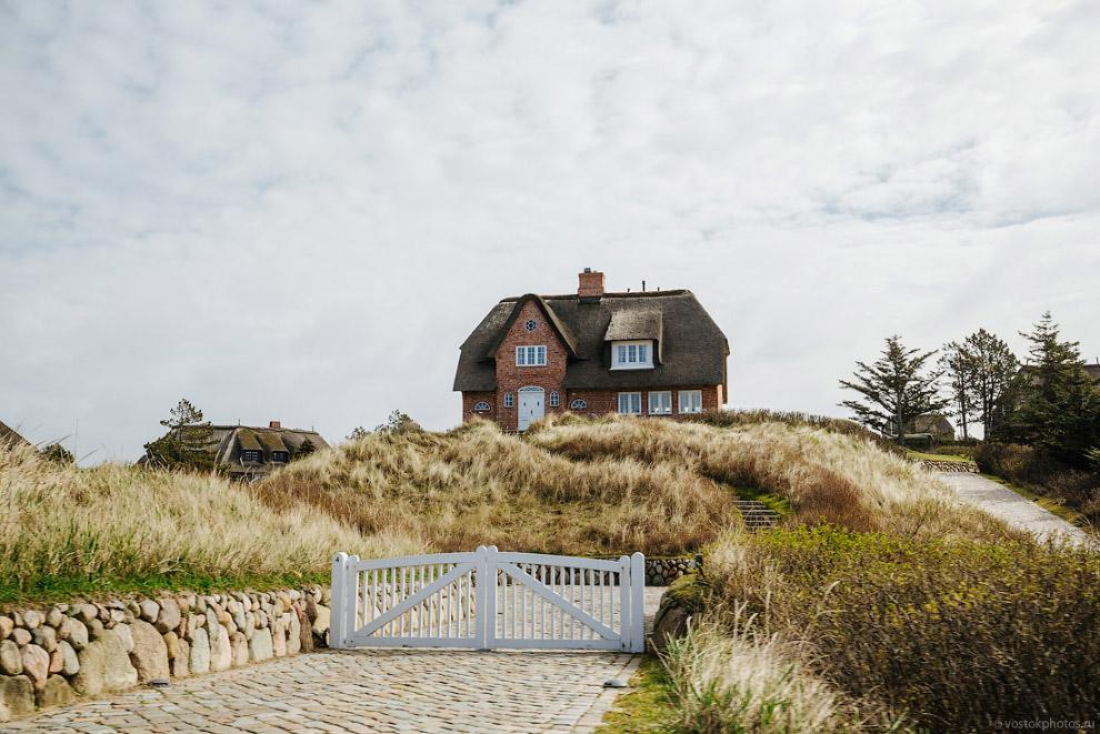 Как выглядит самый дальний и дорогой остров в Германии