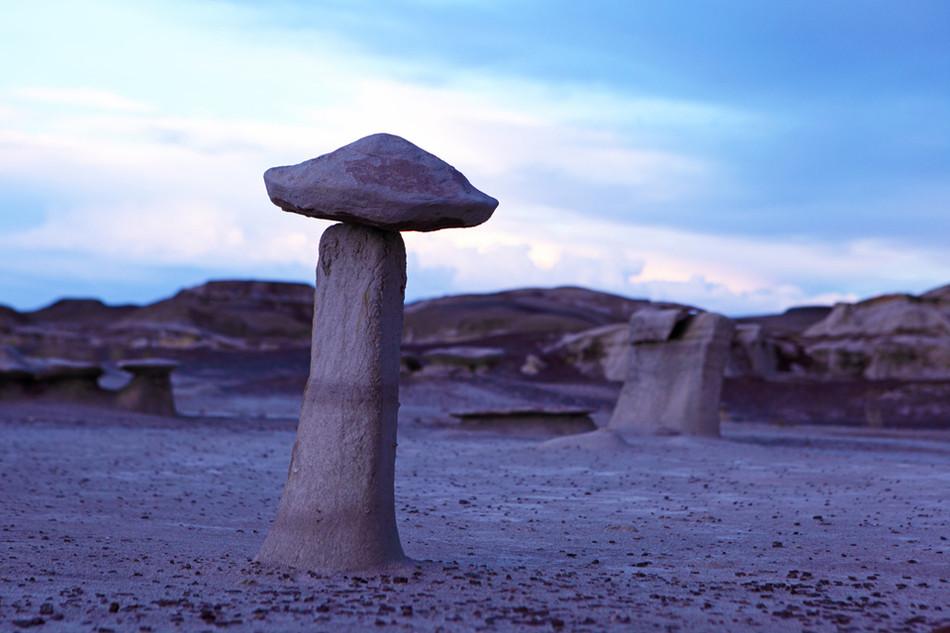 Скала Бисти, Нью-Мексико геология, история с географией, красота, скалы