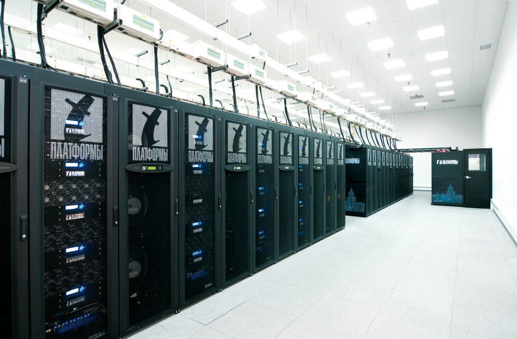 Мощнейший суперкомпьютер России готовят к апгрейду