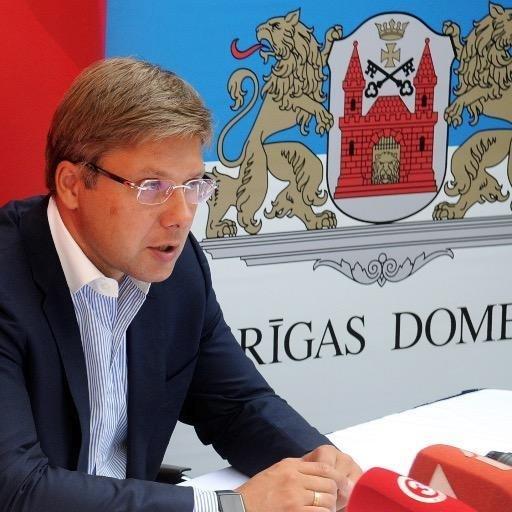 Мэра Риги оштрафовали за русский язык