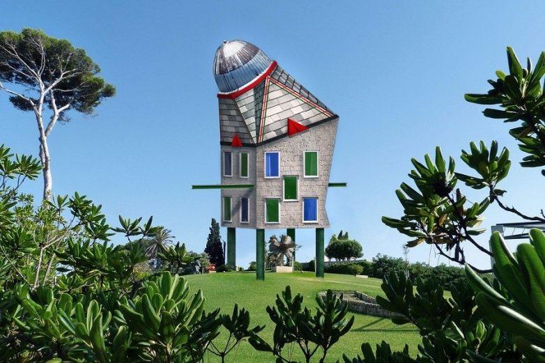 Если бы дома проектировали дети...