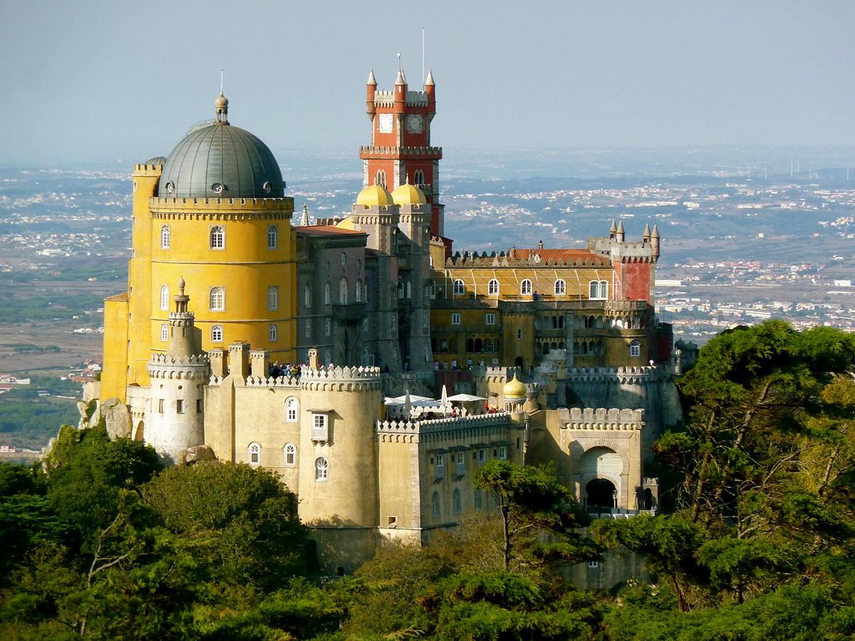 NewPix.ru - 5 самых красивых замков в мире