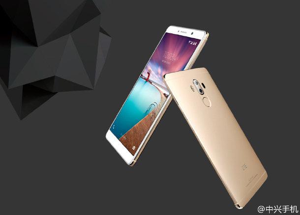Анонсирован 6-дюймовый планшетофон ZTE Axon 7 Max с двойной камерой