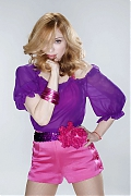 Мадонна (Madonna) в фотосессии Жиля Бенсимона (Gilles Bensimon) для журнала ELLE (2005).