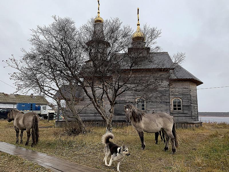 Кузомень: деревня, где живут…