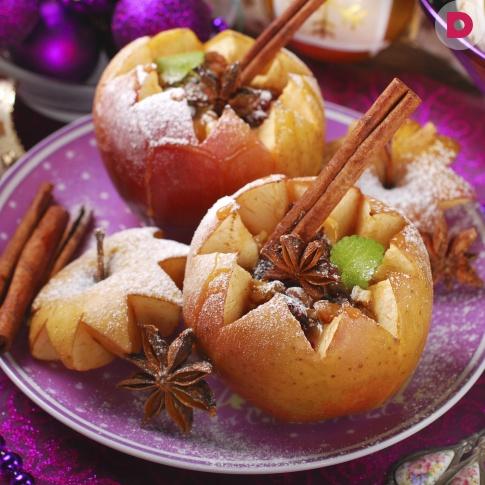 Праздничные, но диетические блюда на Новый год