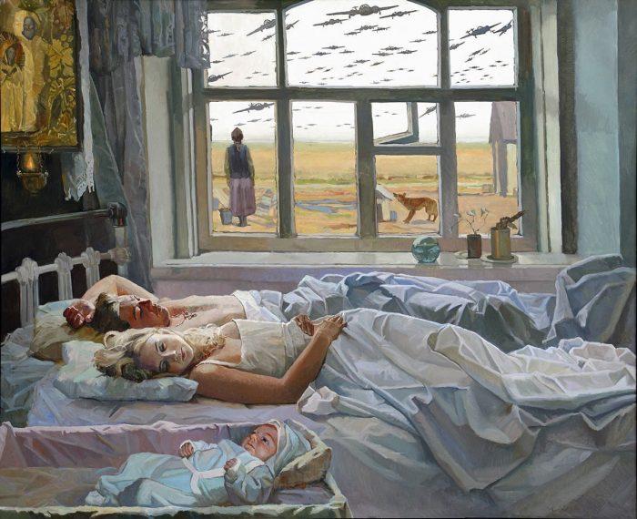 Картины о Великой Отечественной войне и о победе
