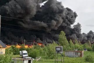 Стерритории сгоревшей свалки вЮрмале вывезено 12,5 тыс. тонн отходов