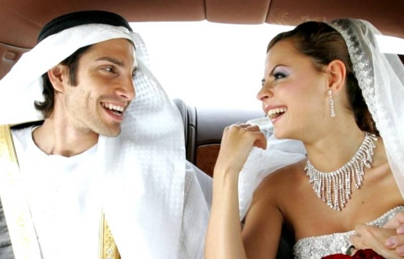 Почему арабы стремятся взять в жены русских девушек?