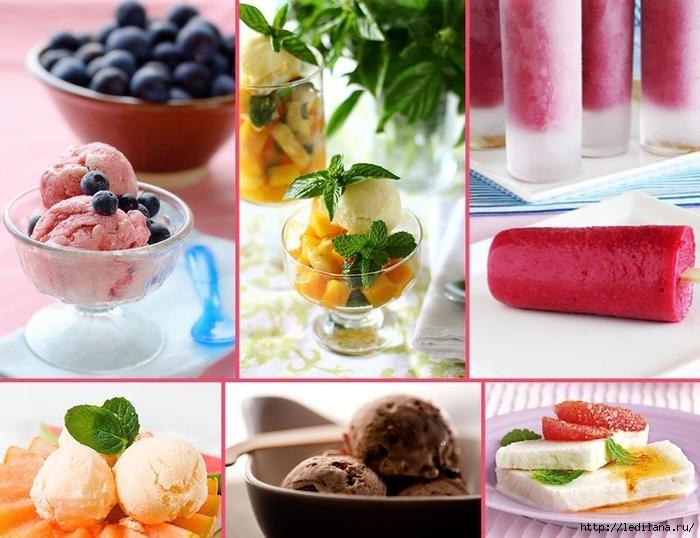 Проверенные рецепты домашнего мороженого