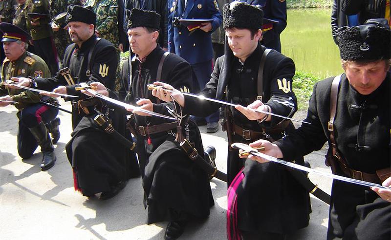 Черные запорожцы: «Георгий», «Железный крест» и пуля в башке командира