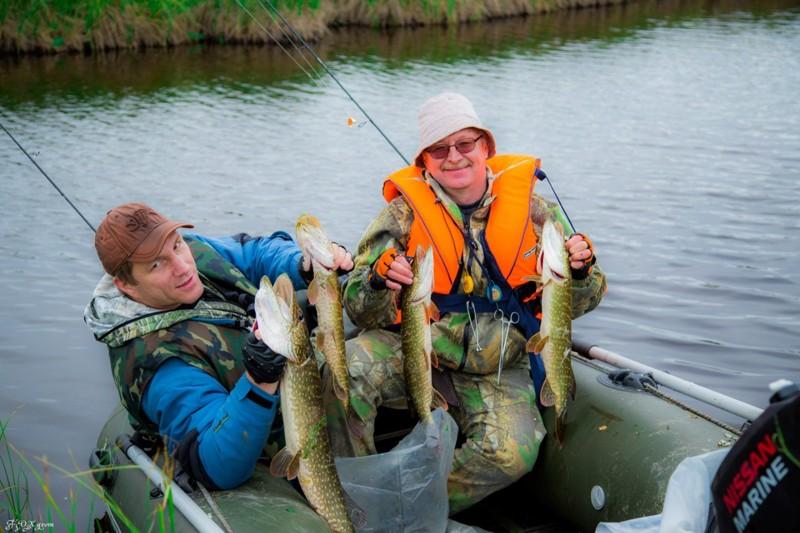 пермский край река коса рыбалка