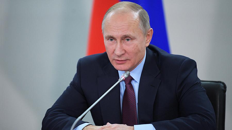 МИР Путин пообещал нанести м…