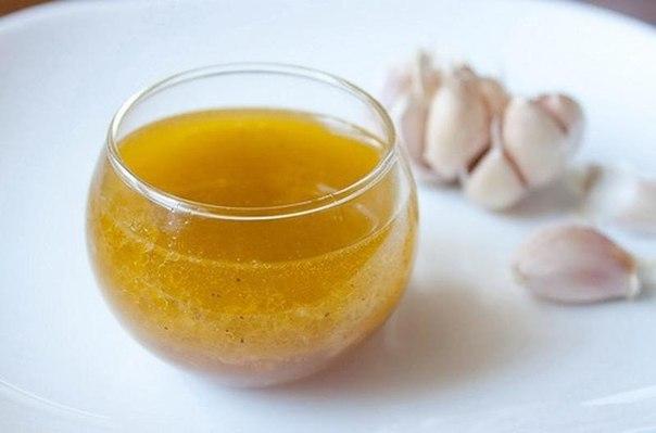 Целебные свойства чесночного масла