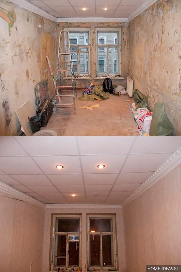 Экономный ремонт квартиры своими руками 90