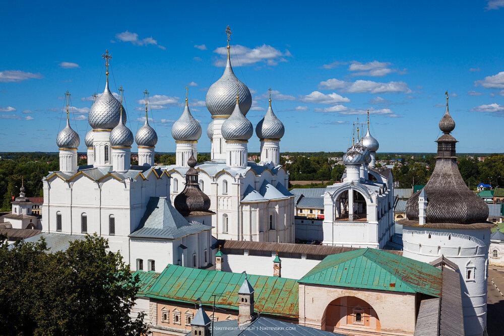 Древнерусский город Переславль-Залесский! 10 достопримечательностей, которые стоит посетить!