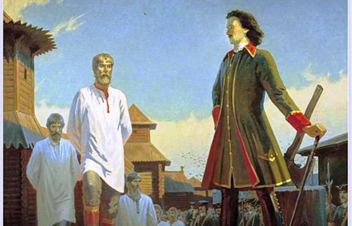 Казнить нельзя помиловать: Как Петр Великий разделался с любовником жены