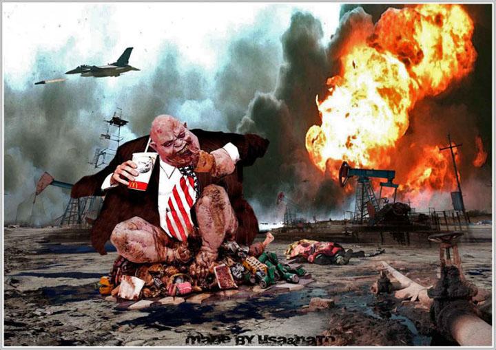 Как США нарушали суверенитет других государств: 10 примеров из истории