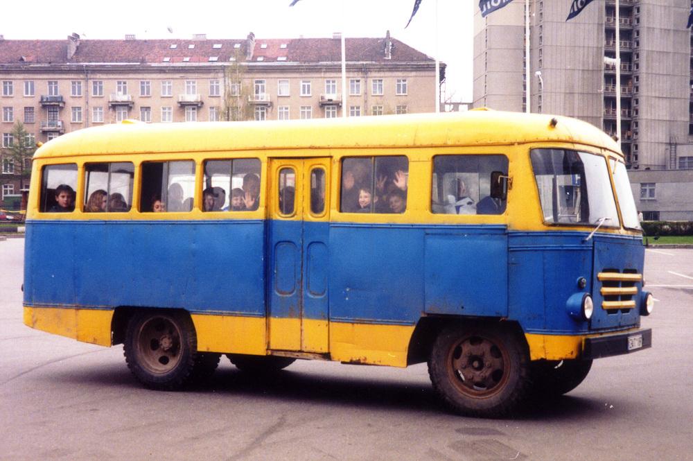 Автомобили республик СССР: редкие машины Эстонии и Литвы